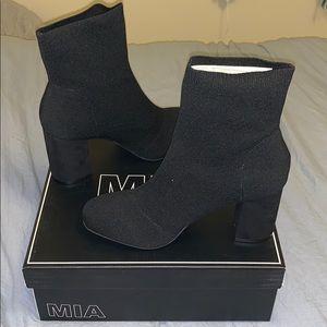 MIA Erika Sock Boots 7.5